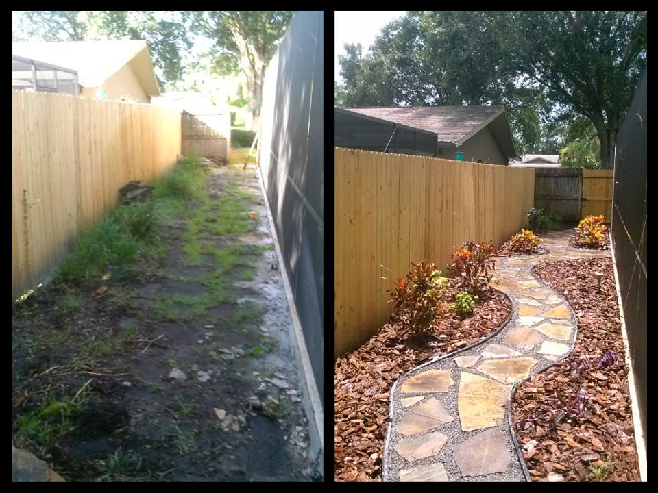 Landscape Ideas Archives - Page 3 of 3 - Mastering the Art ... on Landscaping Ideas For Wet Backyard id=38359